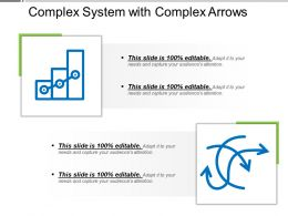 Complex System With Complex Arrows