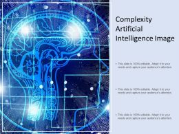 Complexity Artificial Intelligence Image