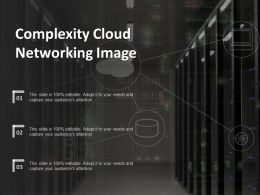 Complexity Cloud Networking Image