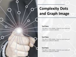 Complexity Dots And Graph Image