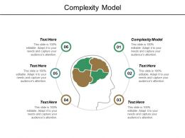 Complexity Model Ppt Powerpoint Presentation File Visual Aids Cpb