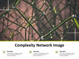 Complexity Network Image