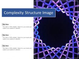 Complexity Structure Image