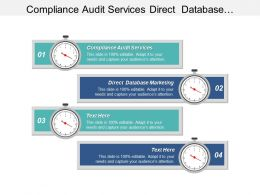 compliance_audit_services_direct_database_marketing_adaptive_streaming_cpb_Slide01