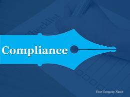 Compliance Identification Risk Monitoring Risk Mitigation Risk Assessment Regulations