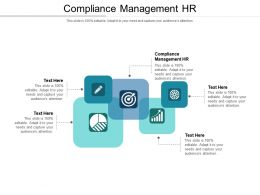 Compliance Management HR Ppt Powerpoint Presentation Pictures Graphics Download Cpb