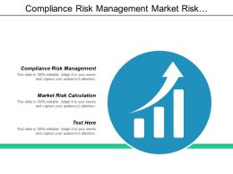 Compliance Risk Management Market Risk Calculation Market Risk Management Cpb