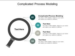 Complicated Process Modeling Ppt Powerpoint Presentation Outline Slides Cpb