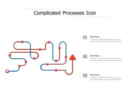 Complicated Processes Icon