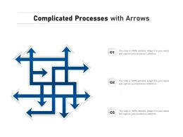 Complicated Processes With Arrows