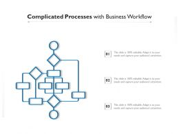 Complicated Processes With Business Workflow