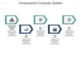Components Computer System Ppt Powerpoint Presentation Gallery Slide Portrait Cpb
