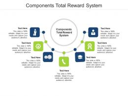 Components Total Reward System Ppt Powerpoint Presentation Summary Outline Cpb