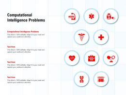 Computational Intelligence Problems Ppt Powerpoint Presentation Model Background