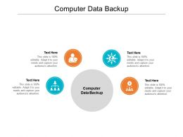 Computer Data Backup Ppt Powerpoint Presentation Gallery Picture Cpb