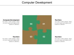 Computer Development Ppt Powerpoint Presentation Pictures Graphics Design Cpb