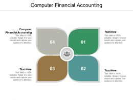 Computer Financial Accounting Ppt Powerpoint Presentation Pictures Graphics Download Cpb