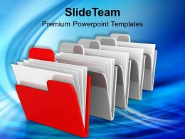 Computer Folders Information Powerpoint Templates Ppt Themes And Graphics