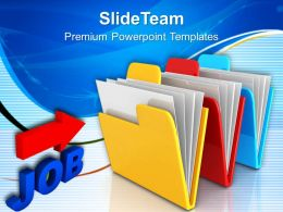Computer Folders Youth Future Powerpoint Templates Ppt Themes And Graphics 0113