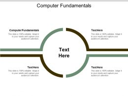 Computer Fundamentals Ppt Powerpoint Presentation Gallery Inspiration Cpb