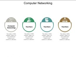 Computer Networking Ppt Powerpoint Presentation Pictures Graphics Cpb