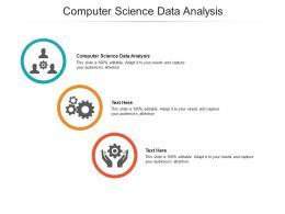 Computer Science Data Analysis Ppt Powerpoint Presentation Inspiration Master Slide Cpb