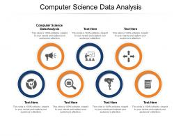Computer Science Data Analysis Ppt Powerpoint Presentation Outline Topics Cpb
