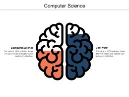Computer Science Ppt Powerpoint Presentation File Graphics Design Cpb