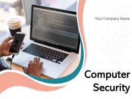 Computer Security Significance Organization Information Protection Verification System