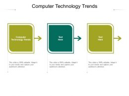 Computer Technology Trends Ppt Powerpoint Presentation Portfolio Graphic Images Cpb