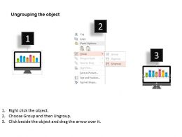computer_with_bar_graph_and_timeline_flat_powerpoint_design_Slide03