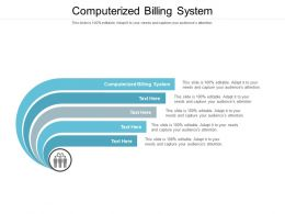 Computerized Billing System Ppt Powerpoint Presentation Layouts Demonstration Cpb