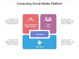 Computing Social Media Platform Ppt Powerpoint Presentation Icon Gallery Cpb
