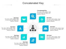Concatenated Key Ppt Powerpoint Presentation Graphics Cpb