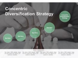 Concentric Diversification Strategy Ppt Powerpoint Presentation Inspiration Display Cpb