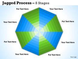 Concentric Process 8 Stages diagrams 2
