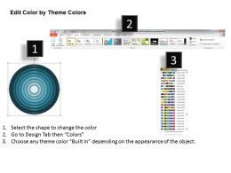 15685570 Style Cluster Concentric 8 Piece Powerpoint Template Diagram Graphic Slide
