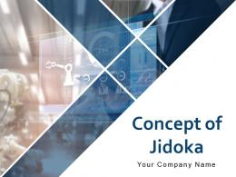 Concept Of Jidoka Powerpoint Presentation Slides