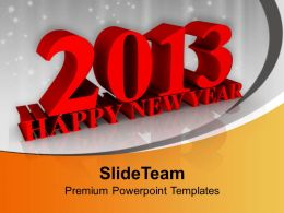 Concept Of Upcoming New Year Powerpoint Templates Ppt Themes And Graphics 0113