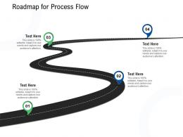 Concept Proposal Roadmap For Process Flow Ppt Powerpoint Presentation Pictures Objects