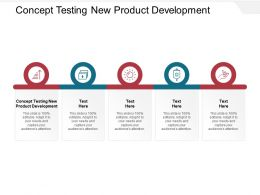 Concept Testing New Product Development Ppt Powerpoint File Display Cpb