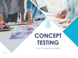 Concept Testing Whitepaper Powerpoint Presentation Slides