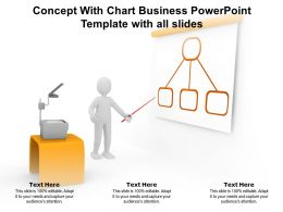 Concept With Chart Business Powerpoint Template With All Slides