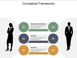 Conceptual Frameworks Ppt Powerpoint Presentation Portfolio Layout Cpb