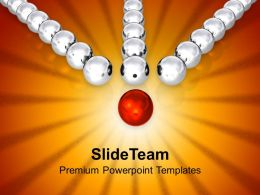 Conceptual Image Of Teamwork Success Powerpoint Templates Ppt Themes And Graphics 0213