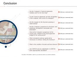 Conclusion Fraud Investigation Ppt Powerpoint Presentation Pictures Skills