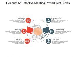 conduct_an_effective_meeting_powerpoint_slides_Slide01