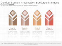 Conduct Session Presentation Background Images
