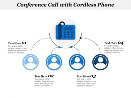Conference Call With Cordless Phone