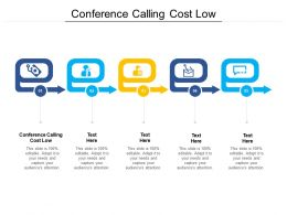 Conference Calling Cost Low Ppt Powerpoint Presentation Icon Picture Cpb